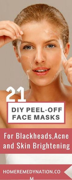 21 Best DIY Face Masks For All Skin Problems To Get Beautiful Skin | Home Remedy Nation