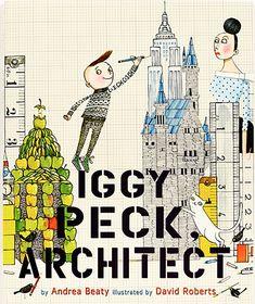 libros de arquitectura para niños