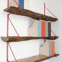 Mensole Di Legno Rustiche.7 Fantastiche Immagini Su Mensole Rustiche Recycled Furniture