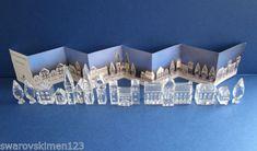 Swarovski-Silver-Crystal-City-complete Genius Loci, Swarovski, Mansions, Crystals, House Styles, City, Silver, Mansion Houses, Manor Houses