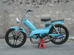 peugeot 103 moped | mobylette | pinterest | peugeot and mopeds