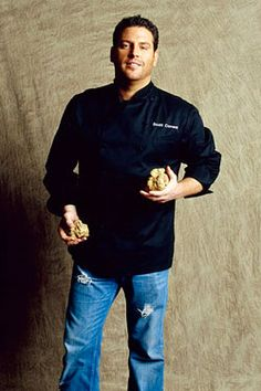 scott conant- he can make me dinner any time