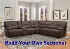 Home Cinema Center: Memorial Day Sales Event thru Monday May Build Your Own Sectional, Ad Home, Parker House, Liberty Furniture, Brown Couch, Reclining Sectional, Soft Seating, Home Cinemas, Power Recliners