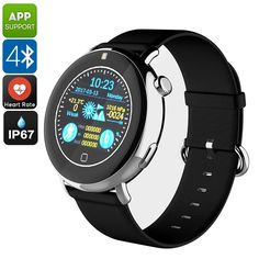 EXE Bluetooth smart watch is a great wearable that lets you enjoy all your smartphone features along with an abundance of fitness features from your wrist. Sport Watches, Watches For Men, Smart Watch Review, Monitor, Watch For Iphone, Smartphone Features, Camera Watch, Bluetooth Watch, Fitness Watch