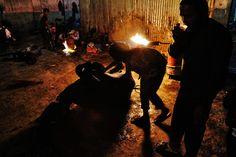 Slaughterhouse Kathmandu Nepal 2014 C.Bantlin