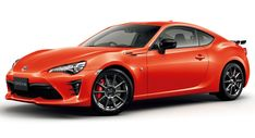 Toyota 86 Gets High Performance Package, Solar Orange Limited Edition In Japan