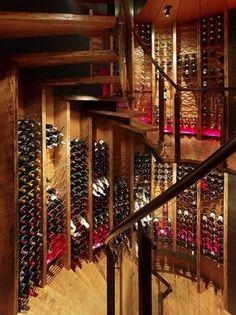 Adegas Fantásticas: The Queens Lane Wine Silo et Shop - Wyoming EUA