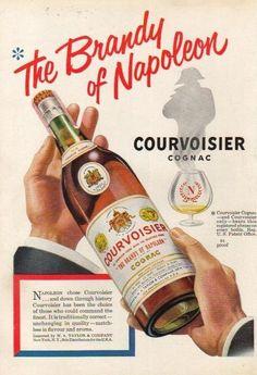 vintage cognac commercial - Google zoeken