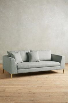 Belgian linen edlyn sofa  Color:
