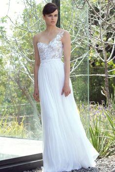 Mira Zwillinger Rubi, £3,500 Size: 8 | New (Altered) Wedding Dresses