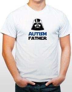 Autism T-Shirt Autism Father AUTISM DIAMOND by AutismDiamond