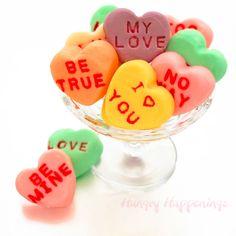 276 Best Valentine Conversation Hearts Images Happy Valentines