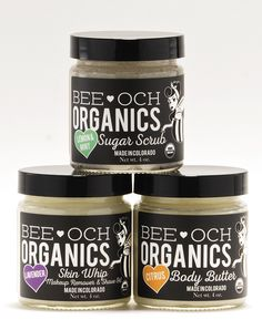 USDA Organic Skin Care. Organic Nutrition from the Outside, In.
