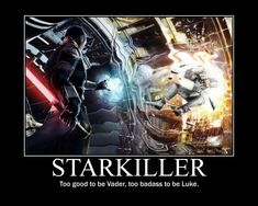 Starkiller by disciple65.deviantart.com on @deviantART