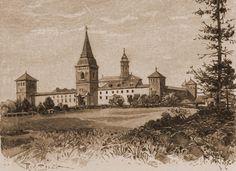 Dragomirna, mănăstirea