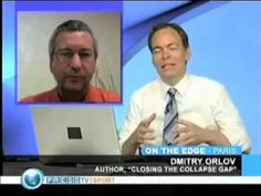 Dmitry Orlov speaks with Max Keiser regarding the Collapse Gap between US and USSR