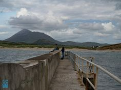 Fishing at Carrowmore Pier, Mayo Ireland, Fishing, Cottage, Ocean, Mountains, Gallery, Pictures, Travel, Image