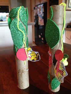 Make your Winnie the Pooh Bee Tree Craft