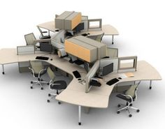 aismatrix a functional office cubicle set perfect for limited space furniture i