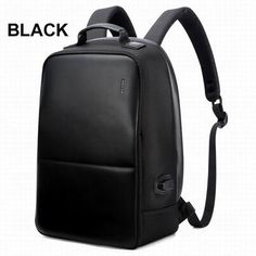 79d4f38f9c BOPAI Men Leather Backpack Bags Anti Theft laptop backpack USB Charge  Backpack. Cool Backpacks For GirlsBoys ...