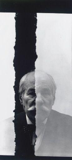 Barnett Newman by Arnold Newman, 1970
