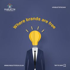 The success of a brand depends on its effective techniques and powerful impact of expressing their goals and visions without any demographic limitations. Pixelette Technologies offers a digital opportunity where brands are free to express themselves universally. #Pixelette_Tech #Tech #Trends #Online #Technology #Digital #Brands #Branding #Universal #Expressing_Freely #UK Application Development, Mobile Application, App Development, Tech Tech, It Service Provider, Cloud Infrastructure, Business Requirements, Data Analytics, Machine Learning