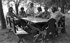 a Fonográf együttes: balról Tolcsvay László, Bródy János, Szörényi Levente, Szörényi Szabolcs, Németh Oszkár és Móricz Mihály.