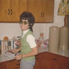 How to Redo 1970s Wood Kitchen Cabinets