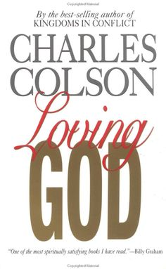Loving God...this is in the top ten of my favorite Christian books......amazing