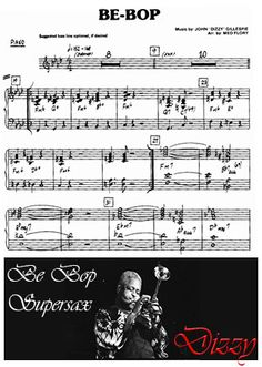 Be Bop Supersax by Dizzy Gillespie