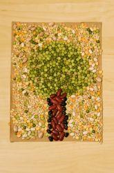 Create a Bean Mosaic!