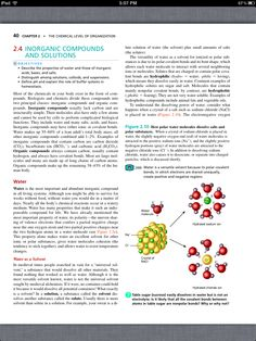 Principles of Anatomy and Physiology, Chapter 2, The Chemical Level of Organization, 12, book pg40