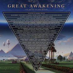 The Great Awakening is here...