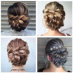 """My """"Classic Bridal Updo"""" is the perfect foundational set of updo techniques to…"""