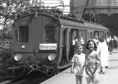 Hamburg Hauptbahnhof, 1951 ️Hamburg Meine Heimat ️ in