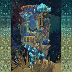 Underwater Kingdom by yanadhyana.deviantart.com on @deviantART