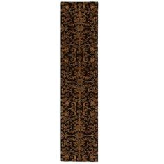 Home Decorators Collection Ansley Brown 2 ft. 9 in. x 14 ft. Runner - 6636755150 - The Home Depot