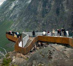 Norwegian Tourist Route