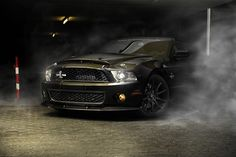 Ca Va • Ford-Mustang-GT500-Super-Snake Oh my god!!!! I want this Mustang!!!!