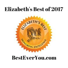 Elizabeth's Best of 2017 Awards, Social Media, Pure Products, My Favorite Things, Social Networks, Social Media Tips