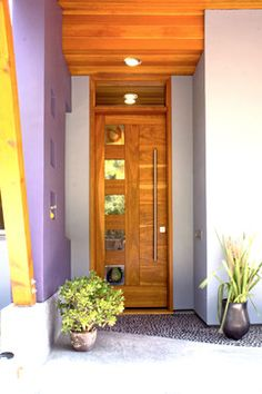 The 9 best FRONT DOORS images on Pinterest | Entrance doors, Front ...