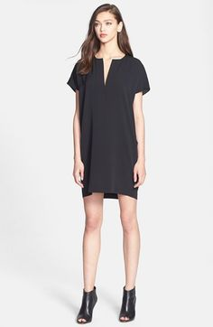 Vince Split Front Dress (Online Only) available at #Nordstrom