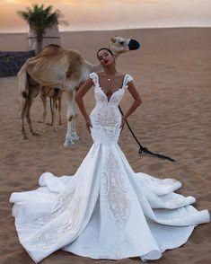 Mermaid Wedding Dress lace wedding gowns sexy wedding dresses - wedding and engagement photo Wedding Dress Train, Lace Mermaid Wedding Dress, Sexy Wedding Dresses, Mermaid Prom Dresses, Perfect Wedding Dress, Bridal Dresses, Lace Dress, Lace Wedding, Elegant Wedding