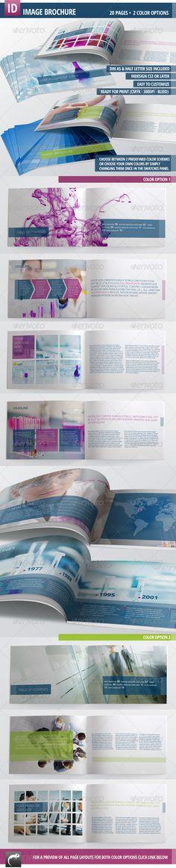 Image Brochure for your Business - Landscape - Corporate Brochures