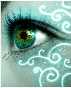 Photoshop Secret - How to Make A Beautiful Pair of Fantasy Eyes Gorgeous Eyes, Pretty Eyes, Cool Eyes, Amazing Eyes, Fantasy Eyes, Fantasy Makeup, Eyes Wallpaper, Photos Of Eyes, Crazy Eyes