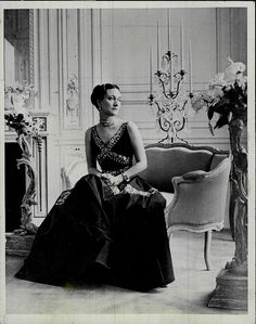 {great love story № 20 | wallis simpson & prince edward} by {this is glamorous}, via Flickr