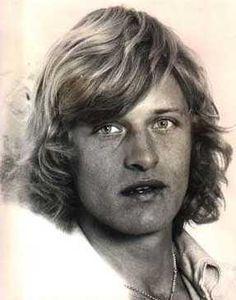 Rutger Hauer. Oh, he was so beautiful. Anne Rice wrote Lestat with him in mind, but by the time a movie was made he was too old to play the part.