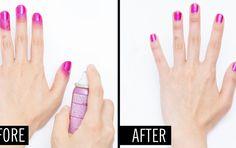 Spray Perfect – Spray on Nail Polish