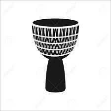 Image result for djembe drawing
