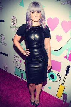 Kelly Osbourne at the BeautyCon LA